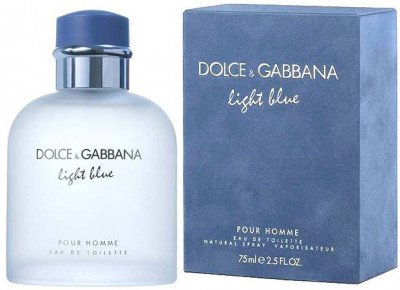 Отдушка Dolce gabbana light blue men, 50 мл