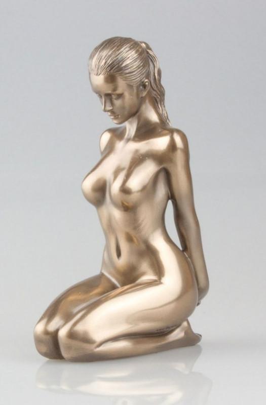Sexy Nude Naked Woman Italian Statue Sculpture Figurine Vitt Porndude 1